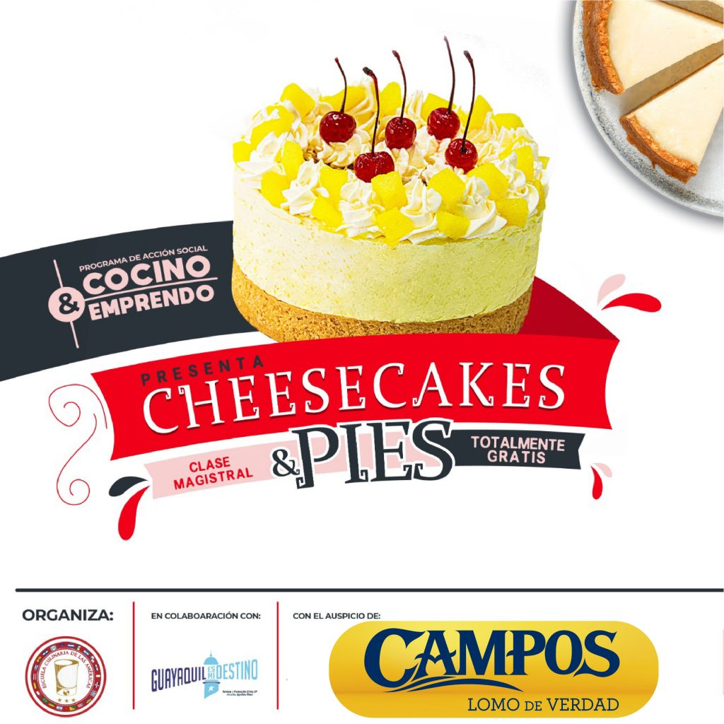 chessecakes and pies1